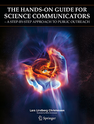 Book: The Hands-On Guide For Science Communicators − A Step-by-Step Approach to Public Outreach