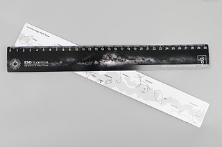 Astronomical Ruler