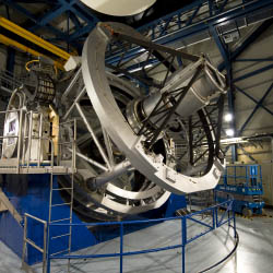 Visible and Infrared Survey Telescope for Astronomy