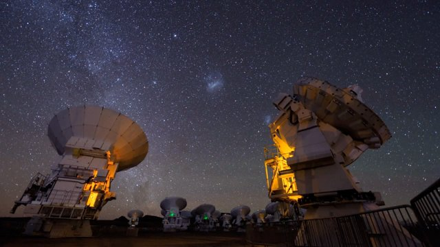 ALMA Operations and the Magellanic Clouds