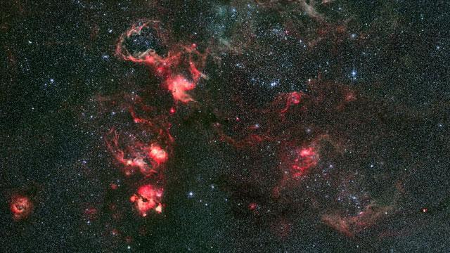 The Tarantula Nebula (2)