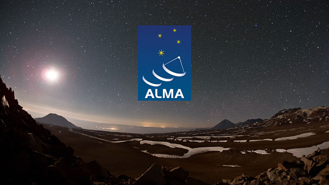 "Der Film ""ALMA — In Search of our Cosmic Origins"""