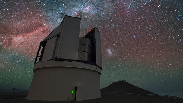 ESOcast 74: Mapping the Southern Skies