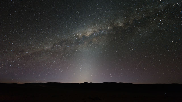 Paranal Time-lapse 2012o
